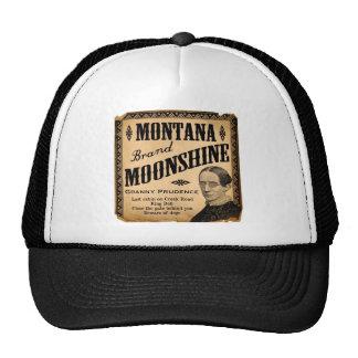 Gorra del alcohol ilegal de Montana