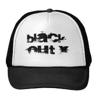 Gorra del apagón X