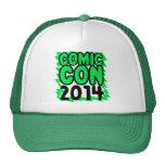 Gorra del apoyo de la película de ComicCon