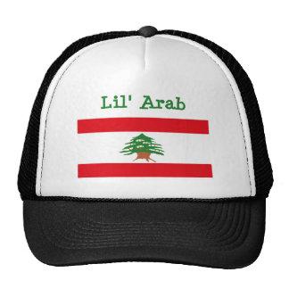 Gorra del árabe de Lil