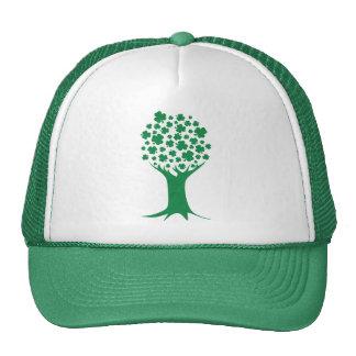Gorra del árbol de los tréboles