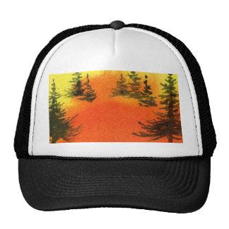 Gorra del árbol de pino