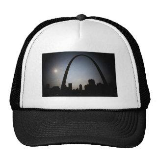 Gorra del arco de la entrada