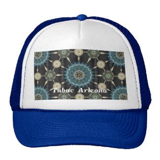 Gorra del arsenal de la mandala del cactus del Sag