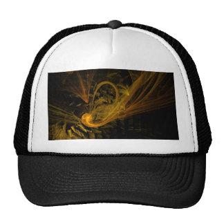 Gorra del arte abstracto del punto de desempate