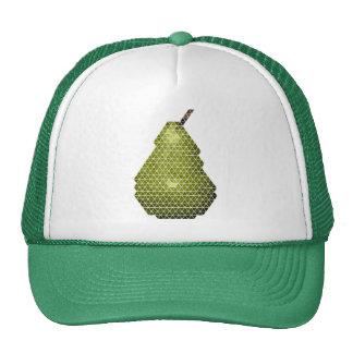 Gorra del arte de Digitaces de la pera