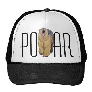 Gorra del arte de la fauna de los casquillos y de