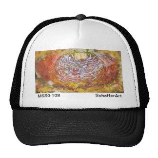 Gorra del arte del espacio por SchafferArt