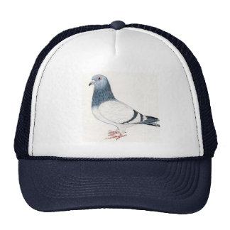 """Gorra del arte del pájaro de la """"paloma"""""""