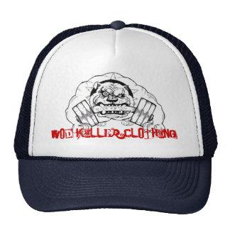 Gorra del asesino de WOD - dogos y Barbells