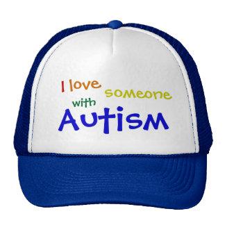 Gorra del autismo