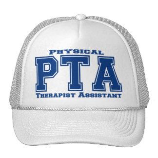 Gorra del azul de la Pta