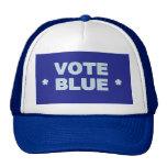 Gorra del AZUL del VOTO