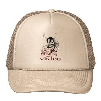 Gorra del banquete de Viking
