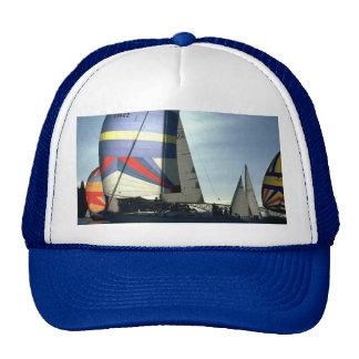Gorra del barco de vela