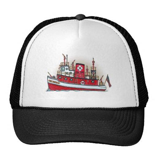 Gorra del barco del fuego