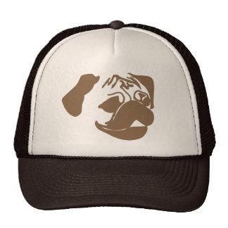 Gorra del barro amasado
