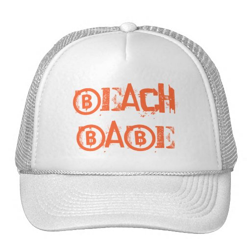 Gorra del bebé de la playa