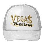 Gorra del bebé de Vegas