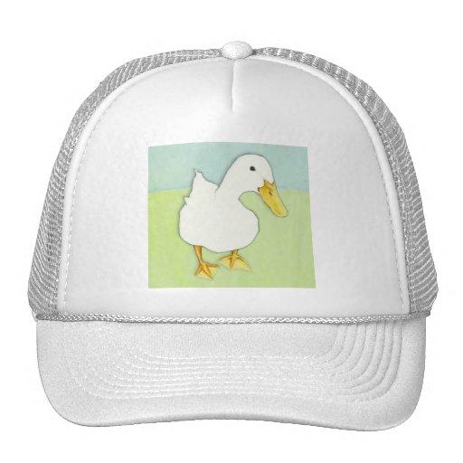 Gorra del beso del pato