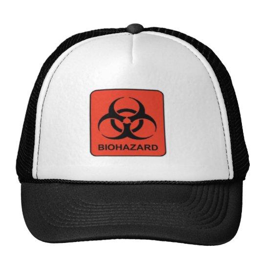 Gorra del Biohazard (negro)