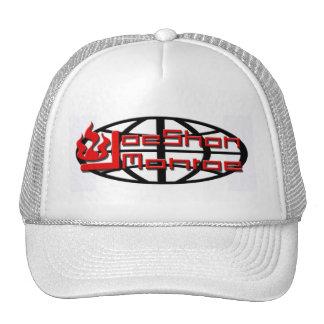 Gorra del blanco de JoeShon Monroe