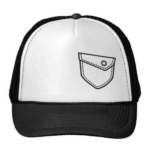 Gorra del bolsillo - TBA