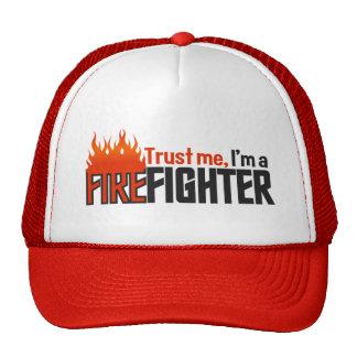 Gorra del bombero - elija el color
