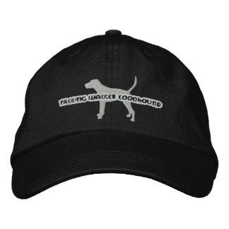 Gorra del bordado del Coonhound del caminante de T Gorras Bordadas