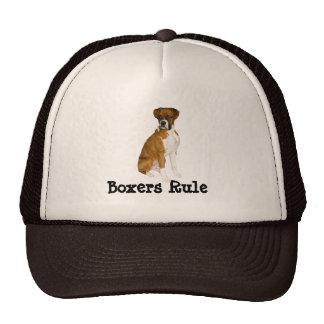 Gorra del boxeador