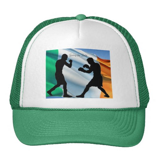 Gorra del boxeo