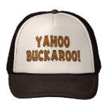 Gorra del Buckaroo de Yahoo