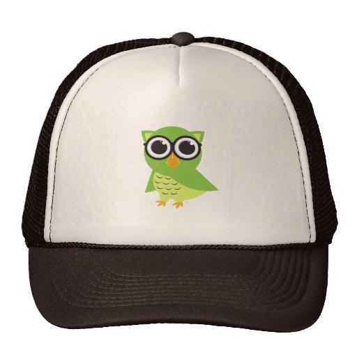 Gorra del búho
