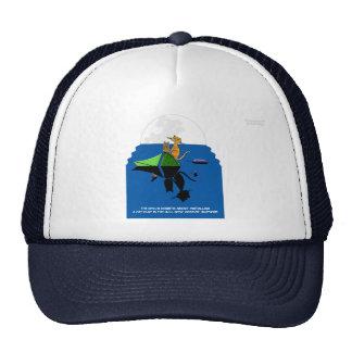 Gorra del búho y del minino