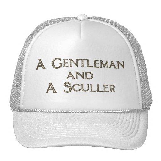 Gorra del caballero y del Sculler