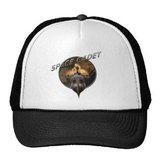 Gorra del cadete del espacio