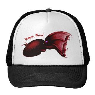 Gorra del calamar del vampiro