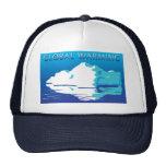 Gorra del calentamiento del planeta