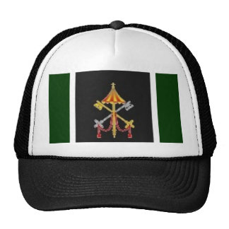 Gorra del camión de Sede Vacante