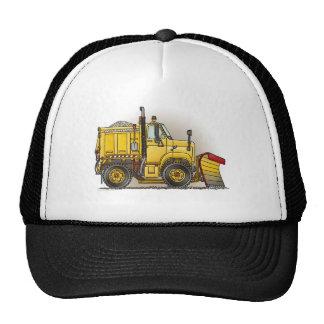 Gorra del camión del quitanieves