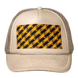 Gorra del camionero con diseño de la puesta del so