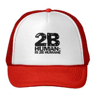 gorra del camionero de 2 tonos o casquillo de la b