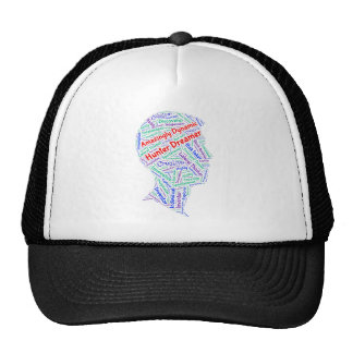 Gorra del camionero de ADHD de motivación