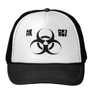 Gorra del camionero de AK 907