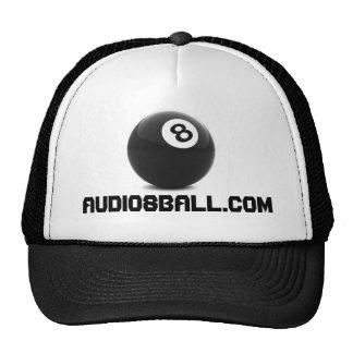 gorra del camionero de Audio8ball.com