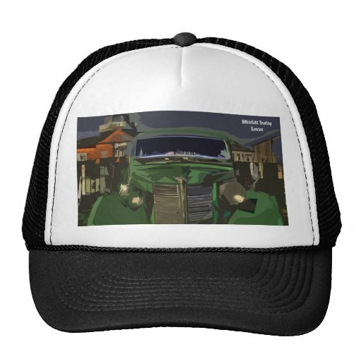 Gorra del camionero de Austin