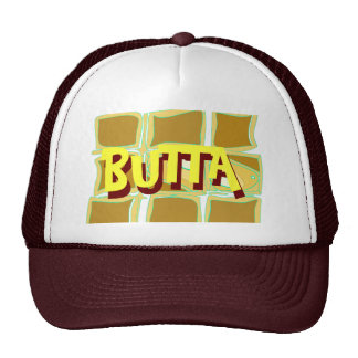 Gorra del camionero de BUTTA