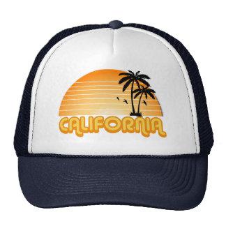 Gorra del camionero de California del vintage