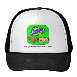 Gorra del camionero de DAP APP