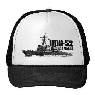Gorra del camionero de DDG-52 Barry
